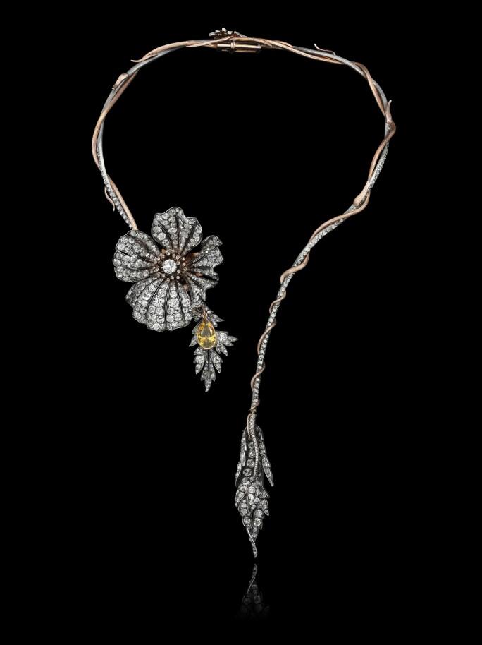 Eliane Fattal, peony necklace.jpg