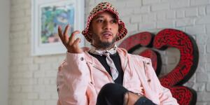 Swizz Beatz on Getting Past the 'Hype Point'