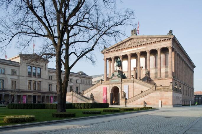 Alte Nationalgalerie, Staatliche Museen zu Berlin