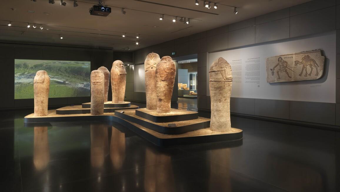 Interior View, Israel Museum