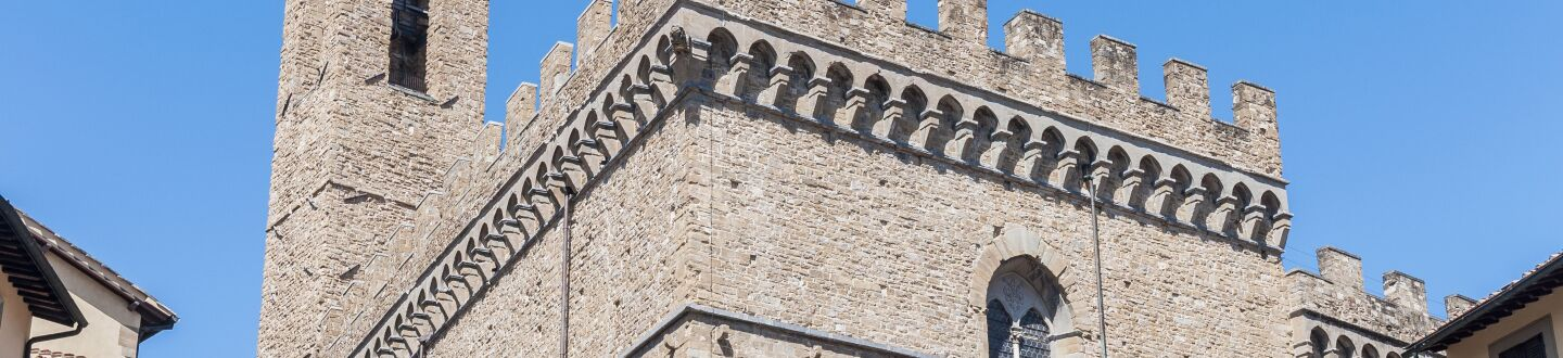 Exterior View, Bargello National Museum