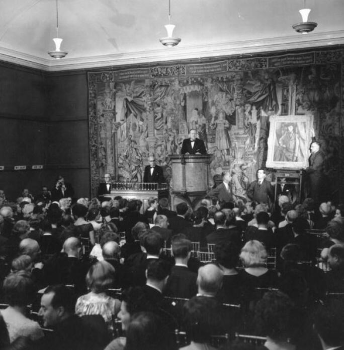 Jacob Goldschmidt Sotheby's auction 1958