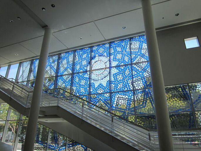 Interior, Yerba Buena Center for the Arts