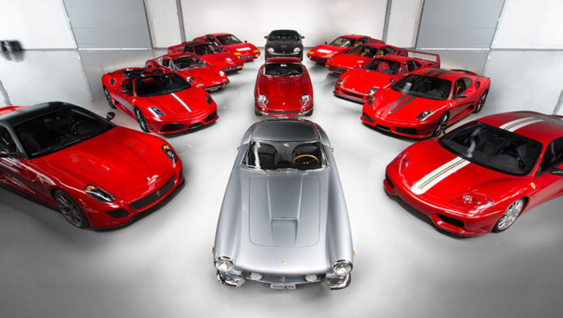 265f17d7d0 Ferrari Performance Collection  13 Unstoppable Models