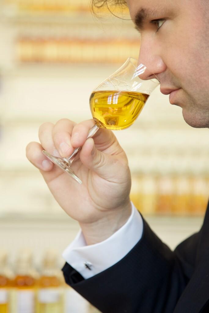Hennessy Master Blender, Renaud Fillioux de Gironde