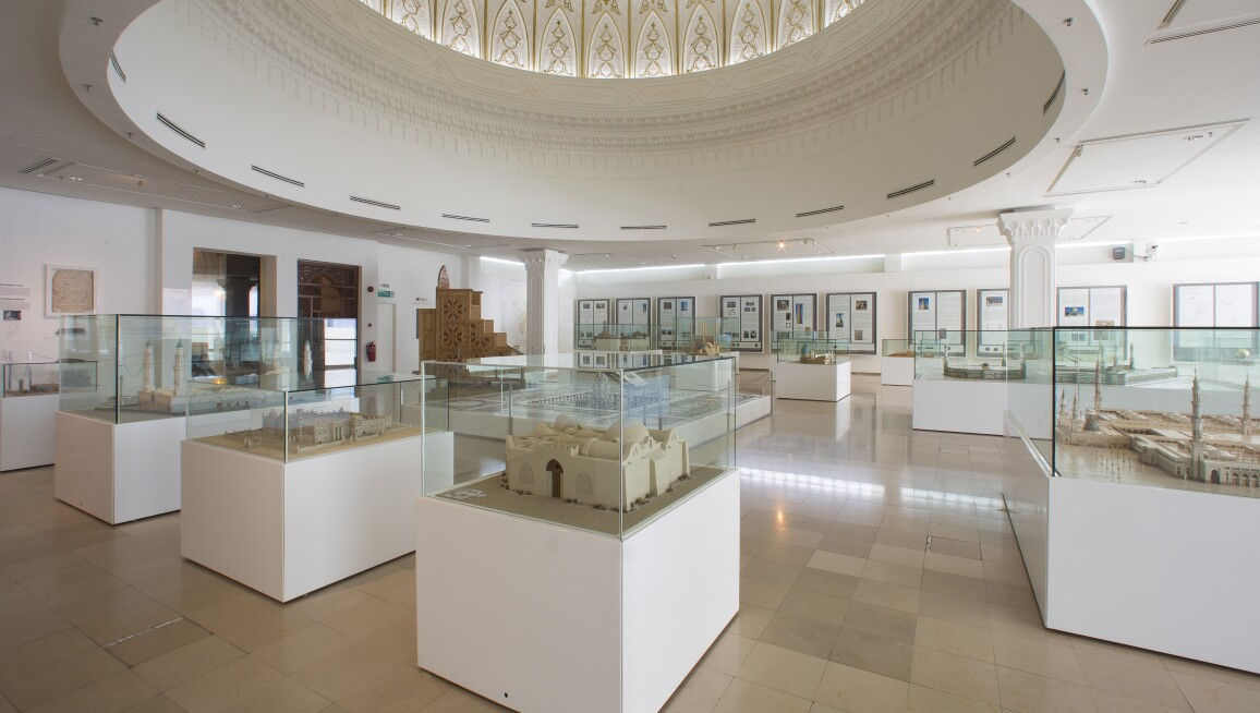 Interior View, Islamic Arts Museum Malaysia