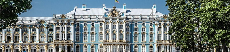 Catherine Palace and Park(Pushkin)