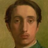Edgar Degas: Artist Portrait New