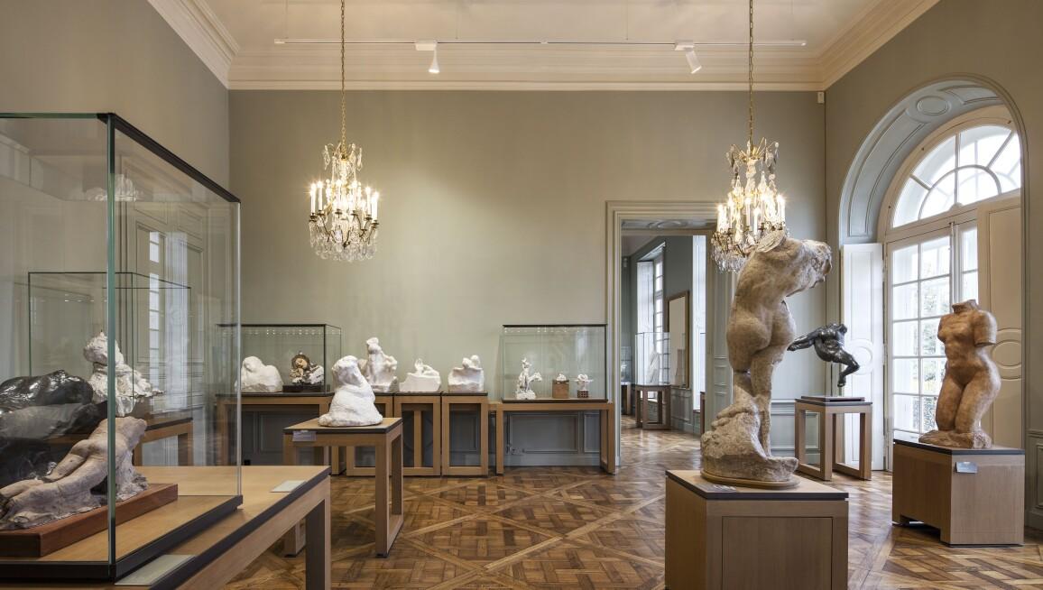 Interior, Musée Rodin