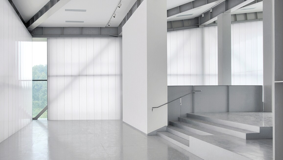 Interior View, Sifang Art Museum