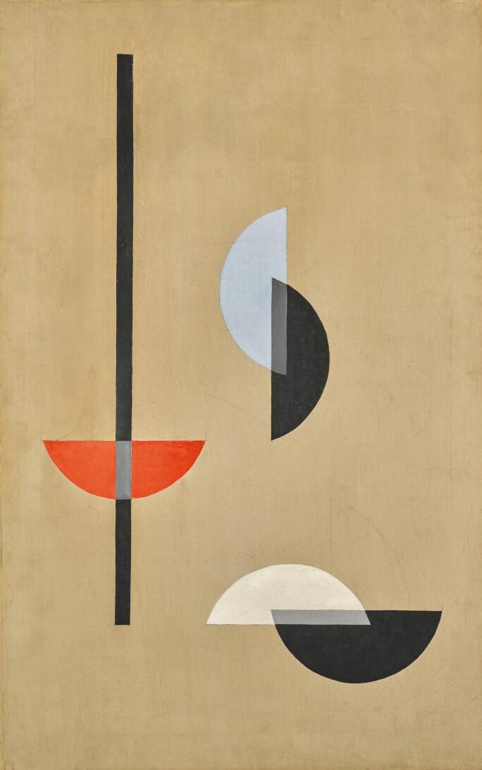 Laszlo Moholy-Nagy Segments Bauhaus