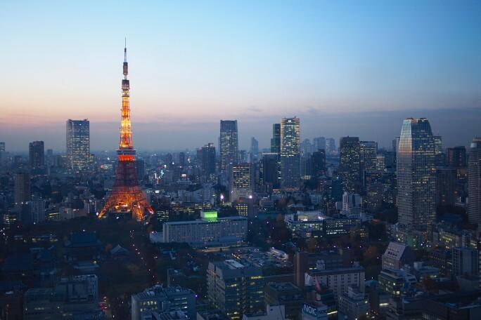 Tokyo. Photo: Balint Földesi, CC.