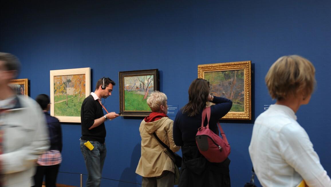 Interior View, Van Gogh Museum