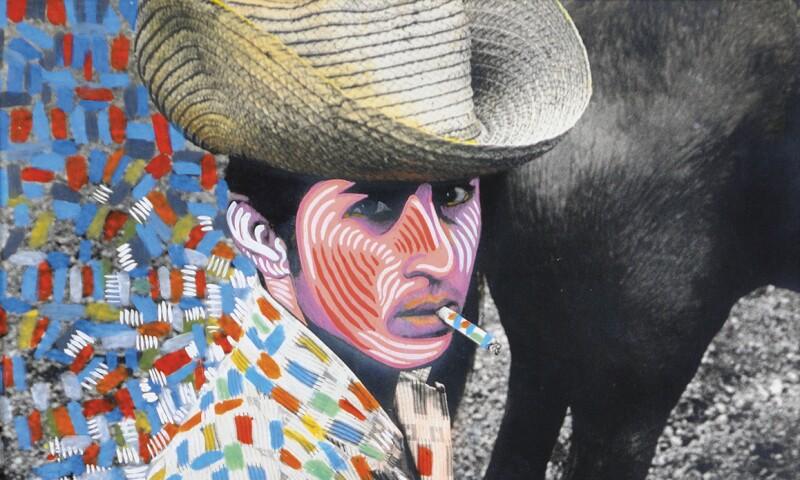 Raúl Martínez, Cowboy