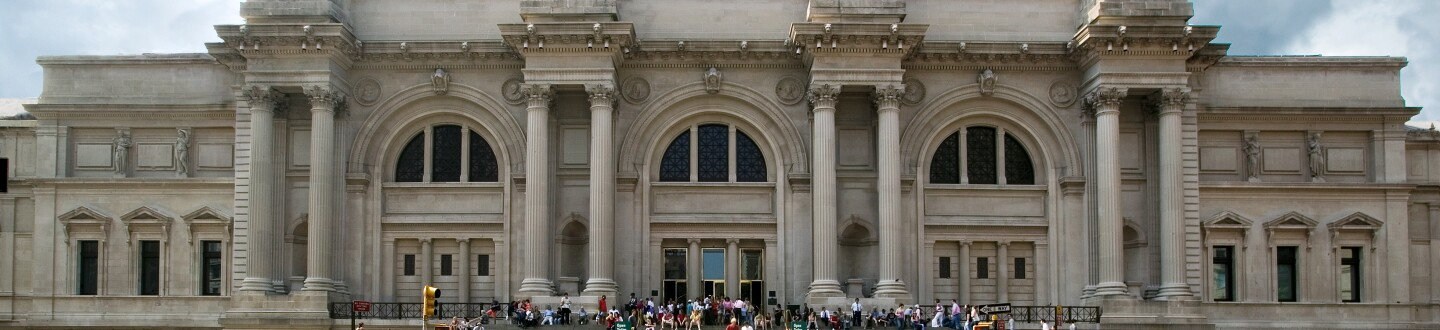 Exterior View, The Metropolitan Museum of Art