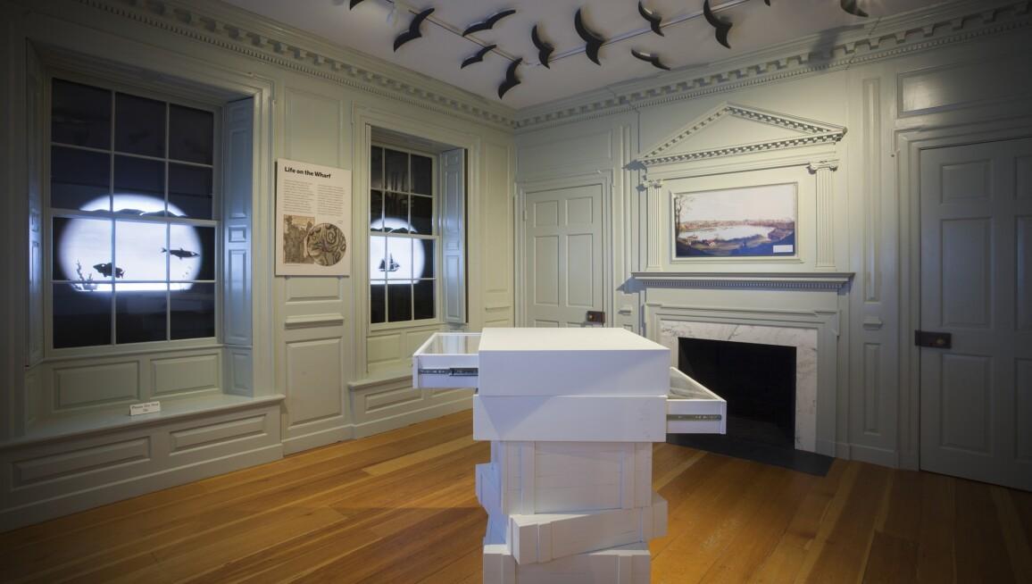 Provinence Parlor, Interior View, Minneapolis Institute of Art