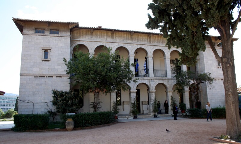 ByzantineMuseum_Exterior_Athens