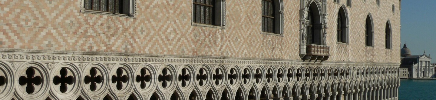 Exterior View, Palazzo Ducale