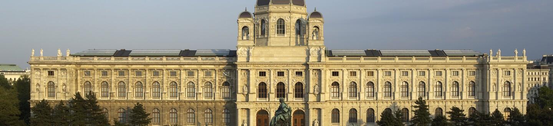 Exterior View, Kunsthistorisches Museum Wien