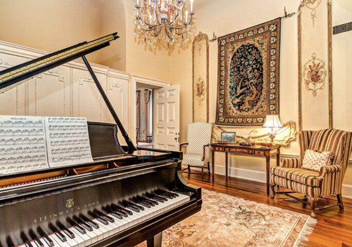 Sound Design Harmonious Home Music Rooms Sothebys