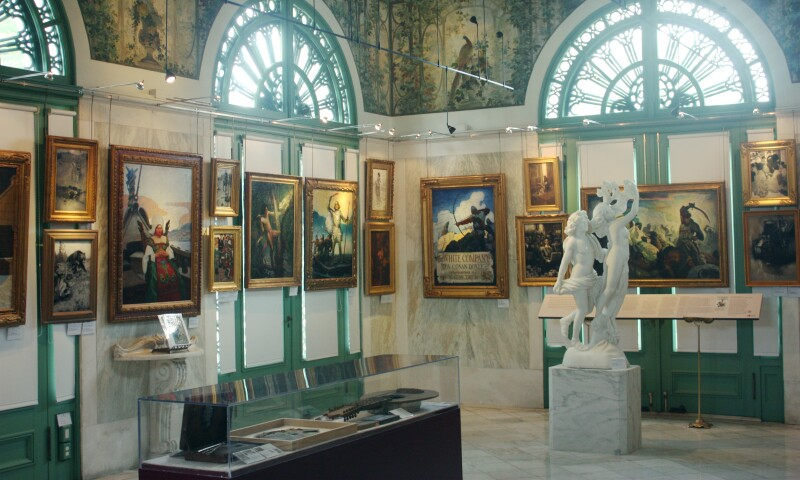 Gallery view, Howard Pyle, His Students & the Golden Age of American Illustration