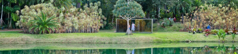Exterior View, Centro de Arte Contemporânea Inhotim