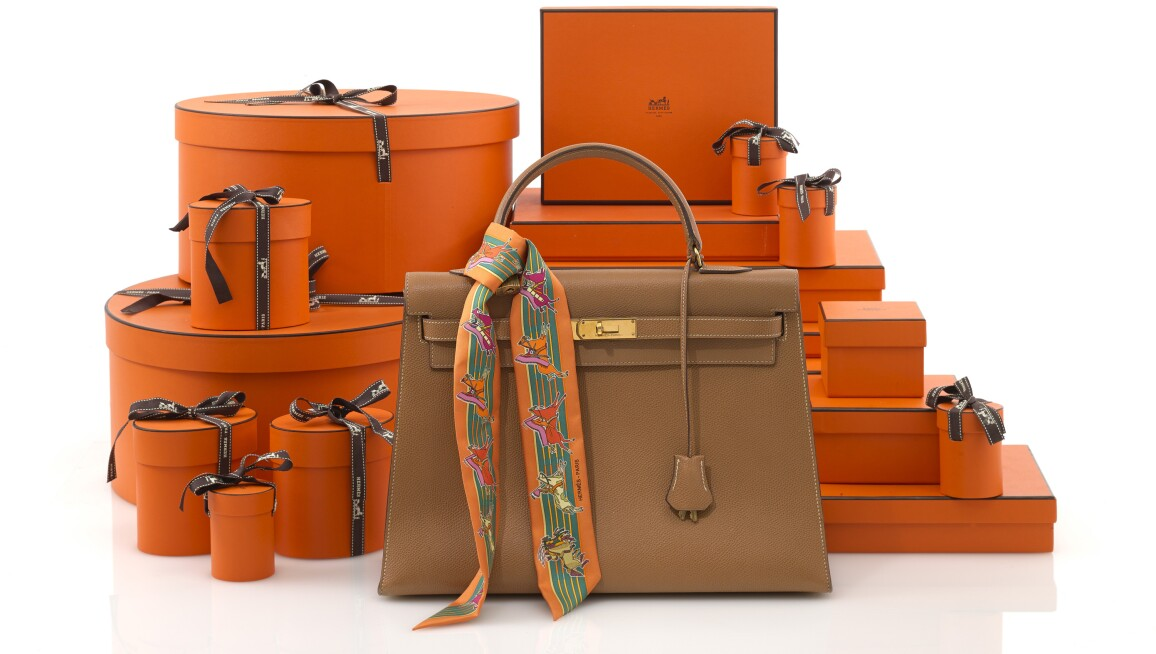 2e89d86b13 Highlights from the Hermès Handbags   Accessories Sale