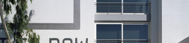 Exterior View, DESTE Foundation for Contemporary Art