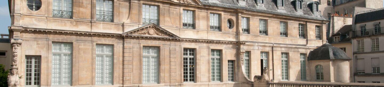 Exterior View, Musée Picasso Paris
