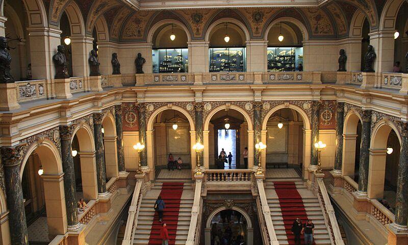 Natl_Mus_Prague_Interior