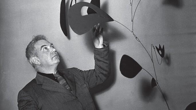 Alexander Calder: Structural Genius Meets Dynamic Energy