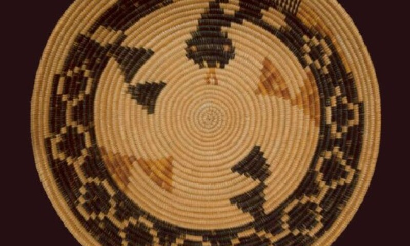Rattlesnake Basket