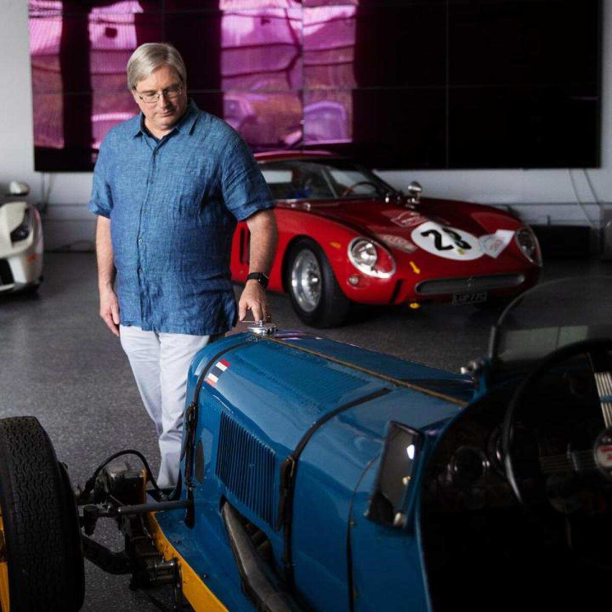Meet The Man Behind The Most Expensive Car Ever To Sell At