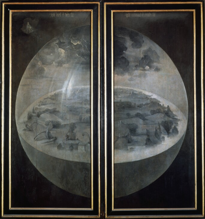 Hieronymus Bosch's The Garden of Earthly Delights
