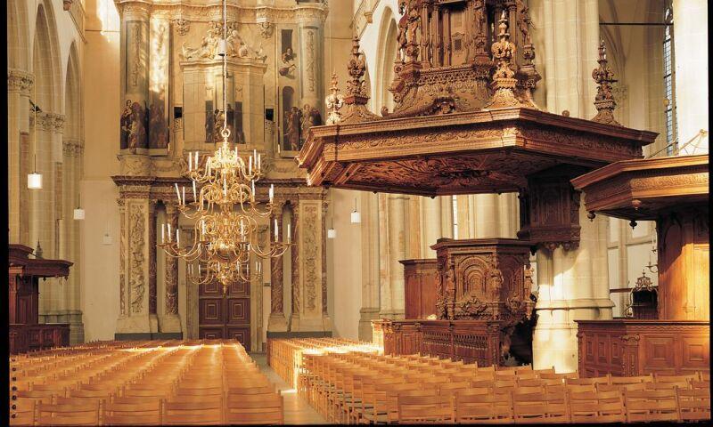 De Nieuwe Kirk Interior
