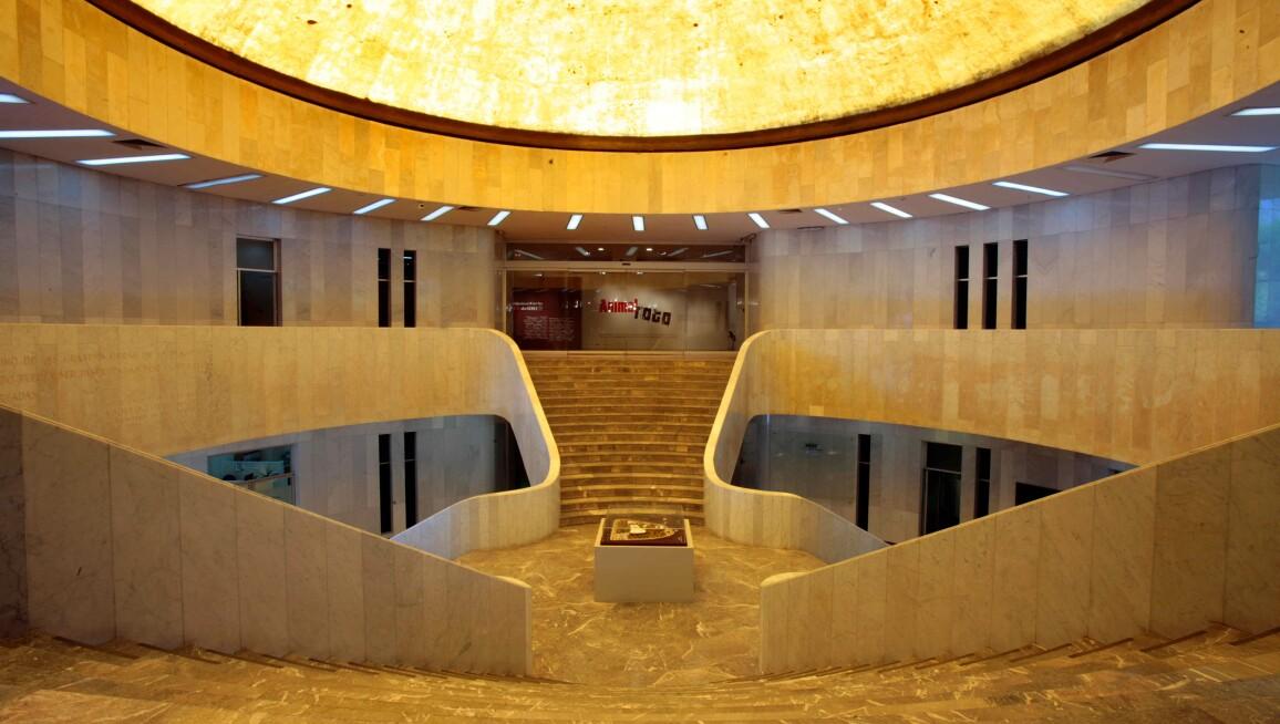 Interior View, Museo de Arte Moderno