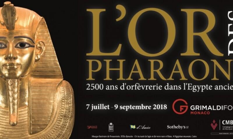 The Golden Treasures Pharaohs