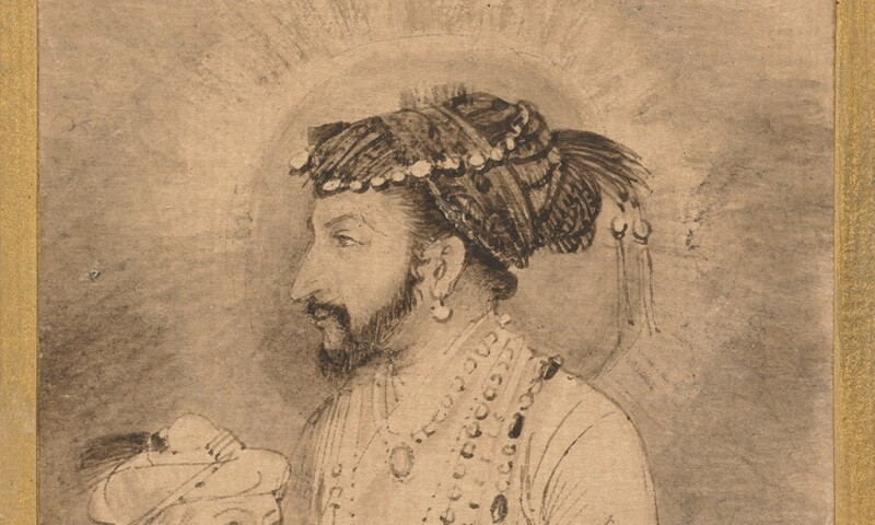 Rembrandt Harmensz. van Rijn,  Shah Jahan and his Son