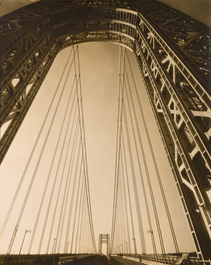 Edward Steichen, George Washington Bridge
