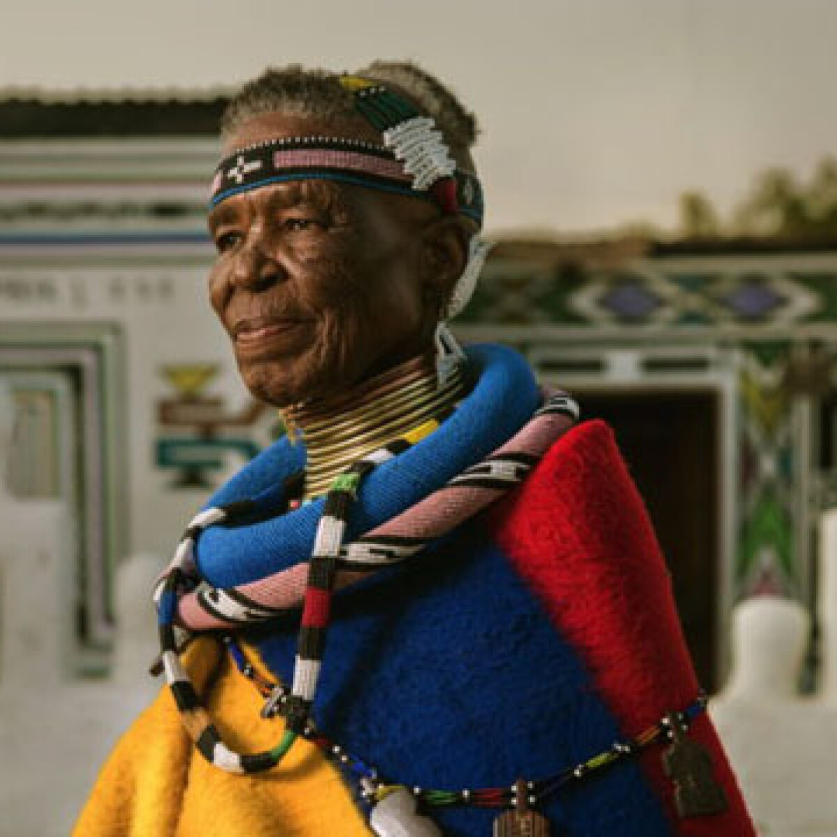 Reinventing Tradition Esther Mahlangu African Modern
