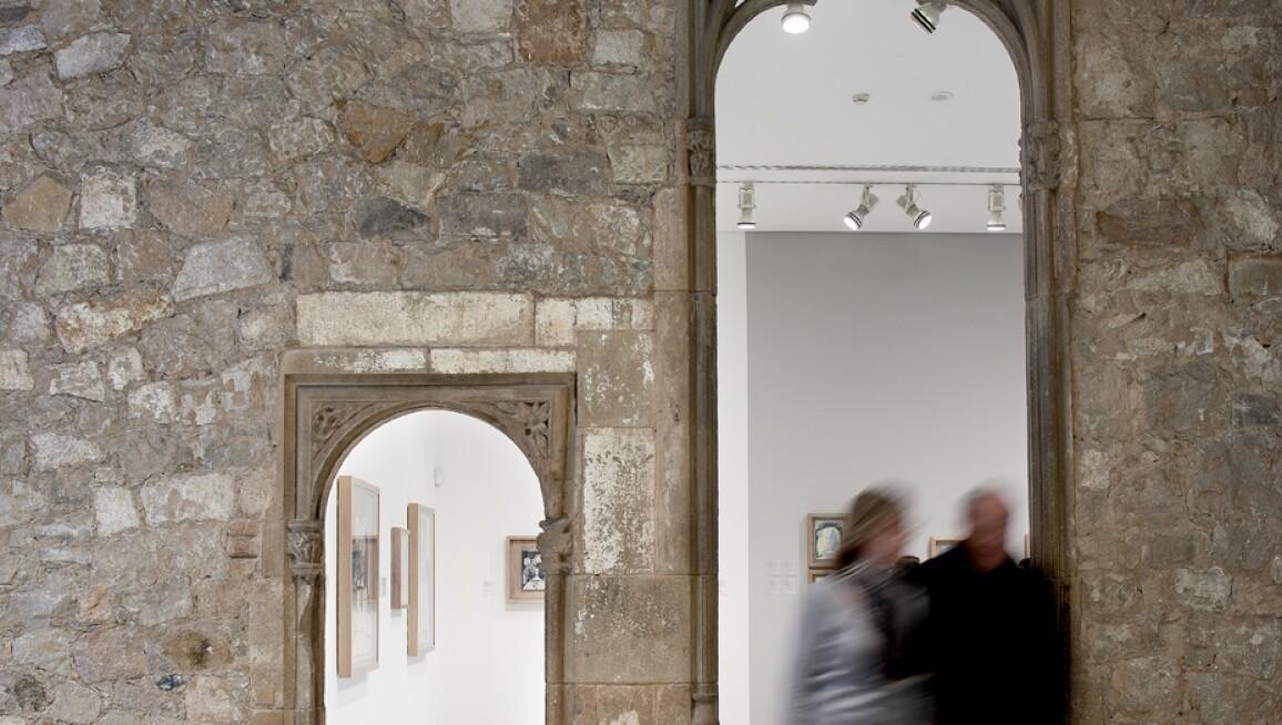 Interior View, Museu Picasso