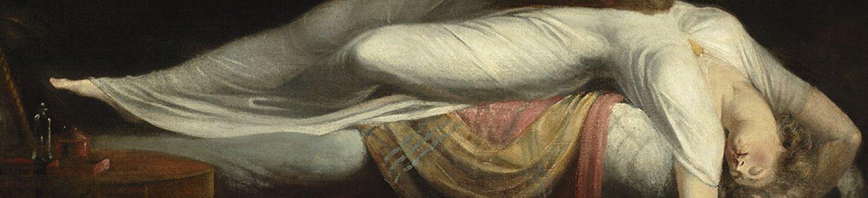 Henry Fuseli (1741–1825), The Nightmare, 1781, oil on canvas.