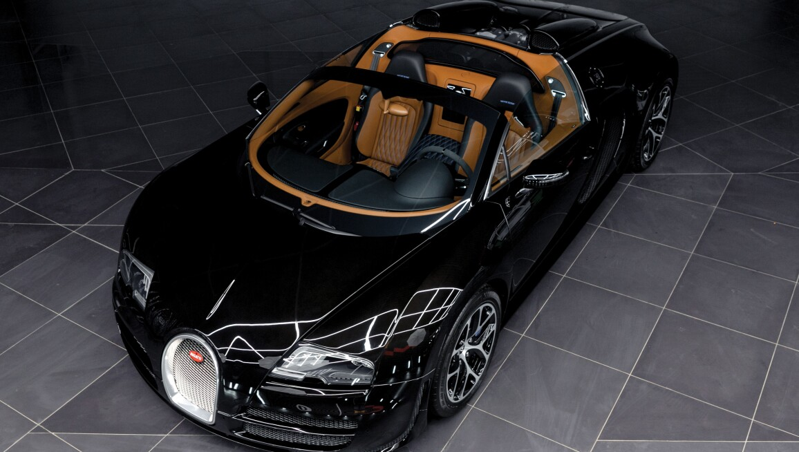 Inside The Bugatti That Is The World S Fastest Roadster