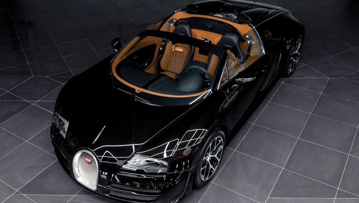 Inside the Bugatti that is the World's Fastest Roadster ...2013 Bugatti Veyron 16.4 Super Sport