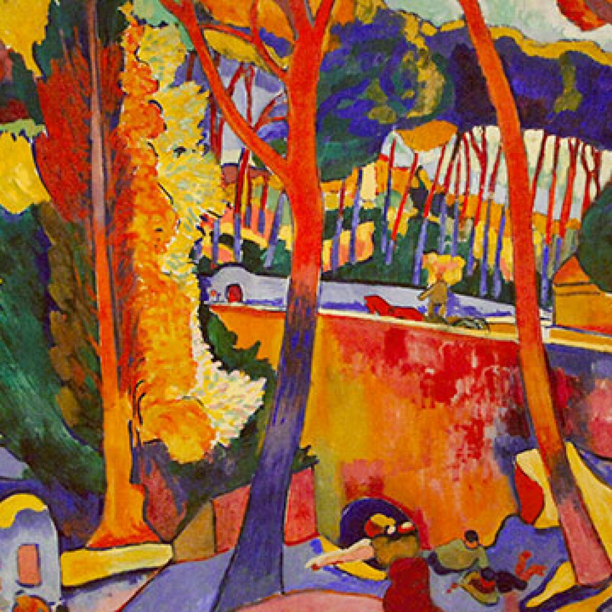 fauvist_Fauvism: 7 Things You Need to Know | Impressionist Modern Art | Sothebys