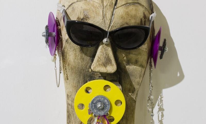 Masque Délavé