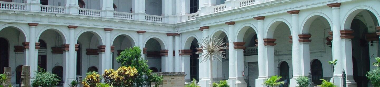 Indian Museum, Kolkata Exterior