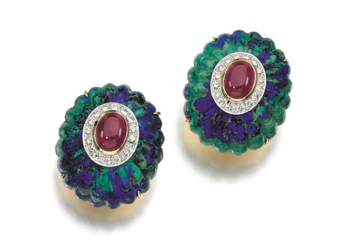 David-Webb-azurmalachite-ruby-diamond-earclips.jpg