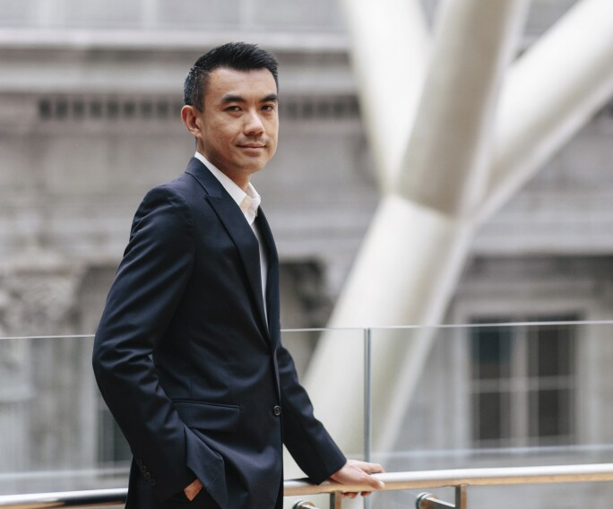 Eugene Tan, Executive Director of the National Gallery Singapore