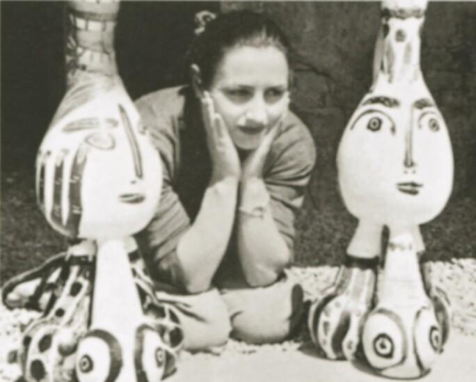 Picassos Ceramic Legacy Animal Classical Female Images Prints